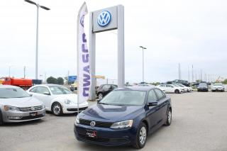 Used 2014 Volkswagen Jetta Sedan 4dr 2.0L Auto Trendline+ for sale in Whitby, ON