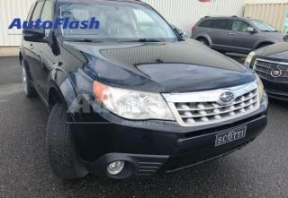 Used 2013 Subaru Forester 2.5L AWD Limited *Cuir/Leather *Toit-Pano-Roof for sale in Saint-Hubert, QC