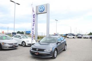 Used 2015 Volkswagen Jetta Sedan 2.0L Auto Trendline+ for sale in Whitby, ON