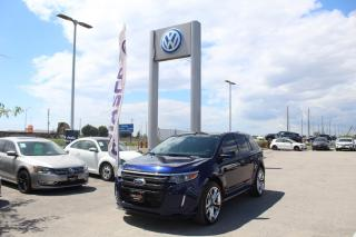 Used 2011 Ford Edge 3.7L Sport AWD for sale in Whitby, ON