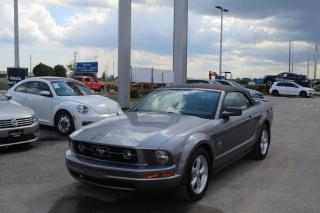 Used 2007 Ford Mustang 2dr Conv for sale in Whitby, ON