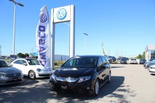 Used 2018 Honda Odyssey 3.5L LX Auto for sale in Whitby, ON