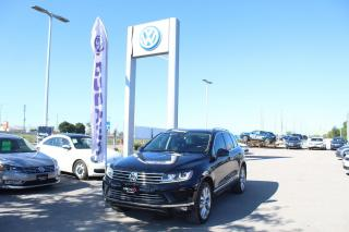 Used 2016 Volkswagen Touareg 3.0L TDI Execline for sale in Whitby, ON