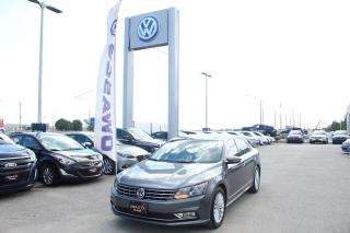 Used 2016 Volkswagen Passat 1.8L TSI Comfortline for sale in Whitby, ON