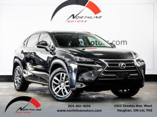 Used 2017 Lexus NX 200t AWD|Blindspot|Navigation|Camera|Heated & Cooled Leather for sale in Vaughan, ON