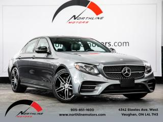 Used 2017 Mercedes-Benz E-Class E43 AMG 4MATIC|Navigation|Heads Up Disp|360 Cam|DISTRONIC for sale in Vaughan, ON