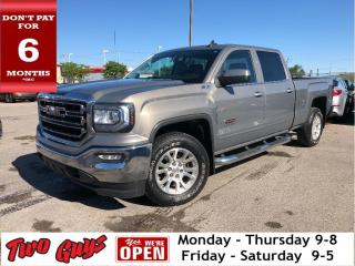 Used 2017 GMC Sierra 1500 SLE Kodiak Z71 | Crew 5.3L | Tow Pkg | 4x4 | 6 Pas for sale in St Catharines, ON