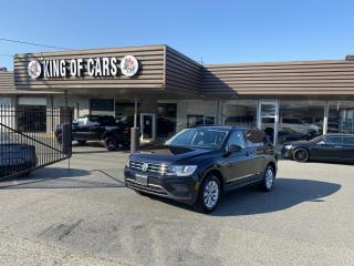 Used 2019 Volkswagen Tiguan 4Motion for sale in Langley, BC