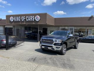 Used 2019 RAM 1500 Laramie WITH AUTONOMOUS BRAKING for sale in Langley, BC