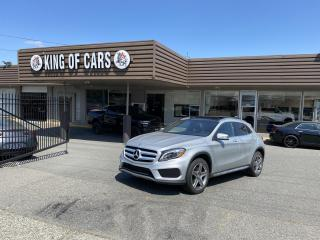 Used 2017 Mercedes-Benz GLA GLA250 4MATIC AUTONOMOUS BRAKING for sale in Langley, BC