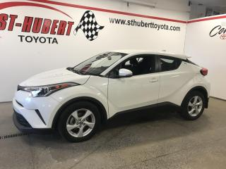 Used 2019 Toyota C-HR FWD for sale in St-Hubert, QC