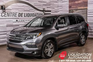 Used 2017 Honda Pilot EX-L+AWD+CUIR+GPS+TOIT OUVRANT+MAGS for sale in Laval, QC