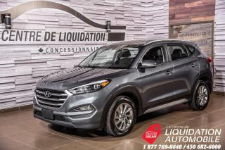 Used 2018 Hyundai Tucson Premium AWD+APPLE CARPLAY+VOLANT CHAUFFANT for sale in Laval, QC