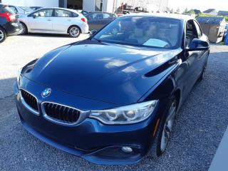 Used 2014 BMW 4 Series 2DR CONV 428I XDRIVE AWD for sale in Beauport, QC