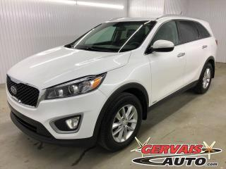 Used 2017 Kia Sorento LX AWD MAGS SIÈGES CHAUFFANTS BLUETOOTH *Traction intégrale* for sale in Trois-Rivières, QC
