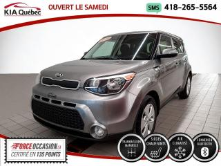 Used 2014 Kia Soul LX+* SIEGES CHAUFFANTS* A/C* BLUETOOTH* for sale in Québec, QC
