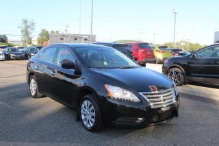 Used 2014 Nissan Sentra S MANUELLE GROUPE ÉLECTRIQUE*BAS KILOMÉT for sale in Lévis, QC