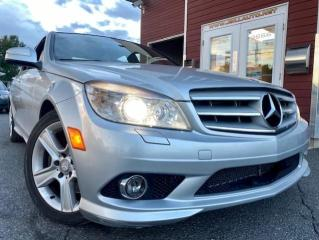 Used 2009 Mercedes-Benz C-Class Berline 4 portes 3,0 L 4MATIC for sale in Drummondville, QC