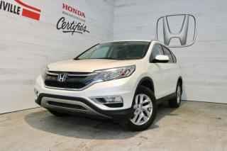 Used 2016 Honda CR-V EX-L AWD for sale in Blainville, QC