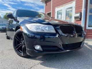 Used 2011 BMW 323i Berline 4 portes 323i Traction arrière, for sale in Drummondville, QC