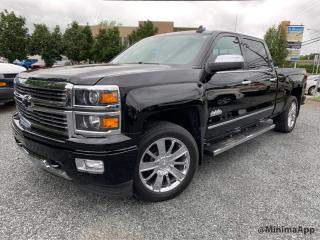 Used 2015 Chevrolet Silverado 1500 High Country cabine multiplace 153 po 4R for sale in Drummondville, QC