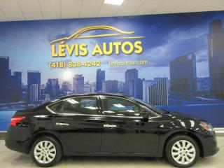 Used 2016 Nissan Sentra 43 100 KM  MANUEL 6 VITESSES BLUETOOTH for sale in Lévis, QC
