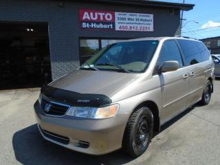 Used 2003 Honda Odyssey EX-L ** 7 PLACES ** for sale in St-Hubert, QC