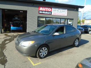 Used 2007 Hyundai Elantra GL for sale in St-Hubert, QC