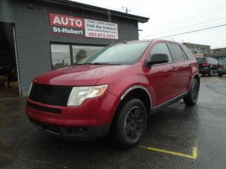 Used 2008 Ford Edge SEL for sale in St-Hubert, QC