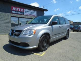Used 2015 Dodge Grand Caravan SE for sale in St-Hubert, QC
