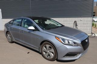 Used 2016 Hyundai Sonata Hybrid Berline 4 portes Hybride Limited for sale in Val-David, QC