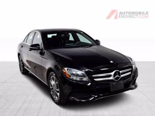 Used 2016 Mercedes-Benz C-Class C300 4Matic Cuir Toit Pano GPS Sièges Chauffants for sale in Île-Perrot, QC