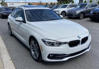 Used 2017 BMW 320 4dr Sdn 320i xDrive AWD for sale in Dorval, QC