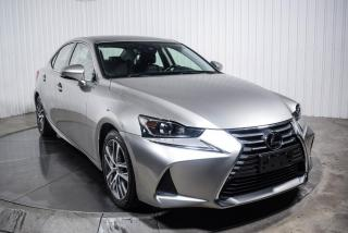 Used 2017 Lexus IS 300 AWD CUIR MAGS CAMERA DE RECUL for sale in St-Hubert, QC