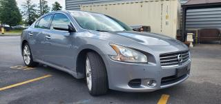 Used 2009 Nissan Maxima CLEAN CARFAX|WINTER TIRE SET for sale in Scarborough, ON