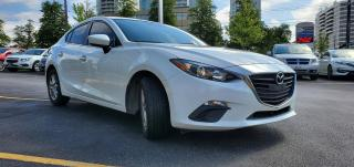 Used 2016 Mazda MAZDA3 1.5%@FINANCE|CPO|GS|HEAT SEAT|CLEAN CARFAX for sale in Scarborough, ON