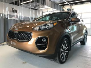 Used 2017 Kia Sportage EX***AWD ***BAS KILO***FINANCEMENT***SUPER PROPRE for sale in Val-d'Or, QC