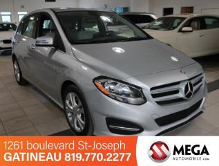 Used 2015 Mercedes-Benz B250 4MATIC for sale in Gatineau, QC