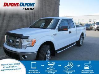Used 2013 Ford F-150 Cabine Super 4RM 145 po XLT XTR for sale in Gatineau, QC