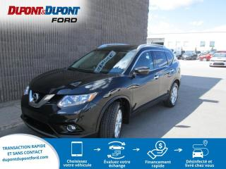 Used 2015 Nissan Rogue Traction intégrale, 4 portes SV for sale in Gatineau, QC
