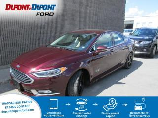 Used 2017 Ford Fusion Berline SE Luxury 4 portes for sale in Gatineau, QC