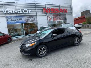 Used 2015 Honda Civic EX for sale in Val-d'Or, QC
