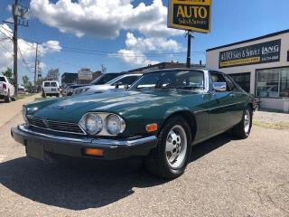 Used 1988 Jaguar XJS SPORT COUPE SOLD ....THANK YOU ALEX for sale in Etobicoke, ON