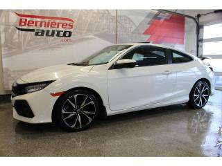Used 2017 Honda Civic SI for sale in Lévis, QC