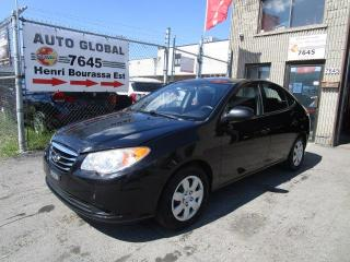 Used 2010 Hyundai Elantra Berline 4 portes, boîte automatique, GL for sale in Montréal, QC