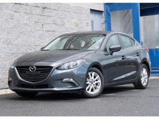 Used 2016 Mazda MAZDA3 Auto GS CAMERA DE RECUL BANC CHAUFFANT MAGS for sale in Brossard, QC