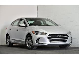 Used 2017 Hyundai Elantra Auto GL BLUETOOTH CRUISE GROUPE ELECTRIQUE for sale in Brossard, QC
