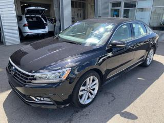 Used 2017 Volkswagen Passat Highline 1.8T 6sp at w/ Tip for sale in Gatineau, QC