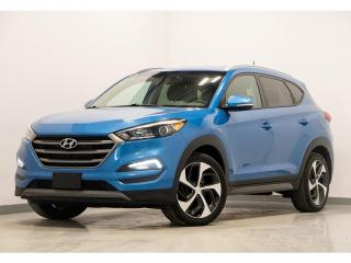 Used 2016 Hyundai Tucson AWD 1.6L TURBO Premium  BLUETOOTH MAGS for sale in Brossard, QC