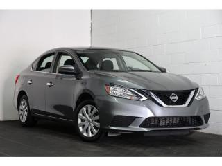 Used 2017 Nissan Sentra S AUTO CAMERA DE RECUL  CRUISE BLUETOOTH for sale in Brossard, QC